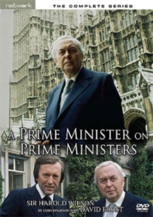 A   Prime Minister On Prime Ministers, DVD