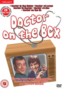 Doctor On the Box, DVD