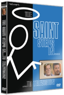 The Saint Steps In... To Television, DVD DVD
