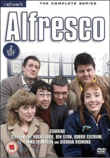 Alfresco: The Complete Series, DVD