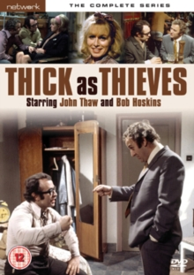 Thick As Thieves: The Complete Series, DVD