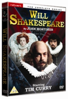 Will Shakespeare: The Complete Series, DVD