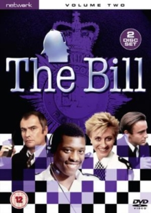 The Bill: Volume 2, DVD