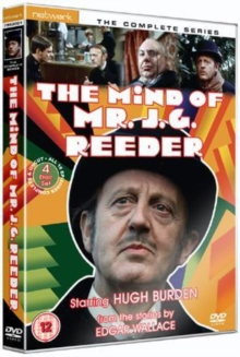 The Mind of Mr JG Reeder: The Complete Series, DVD