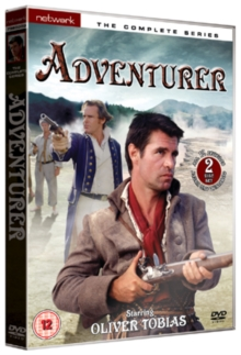 The Adventurer: The Complete Series, DVD