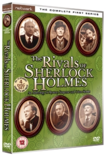 The Rivals of Sherlock Holmes: Series 1, DVD DVD