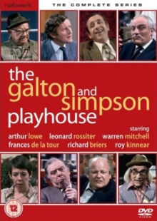 The Galton and Simpson Playhouse: The Complete Series, DVD