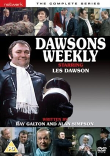 Dawson's Weekly: The Complete Series, DVD