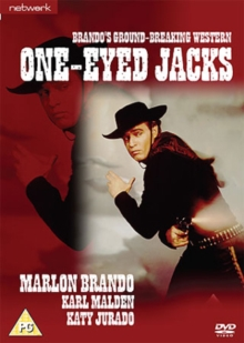 One-eyed Jacks, DVD