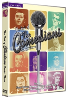 The Comedians: Series 3, DVD