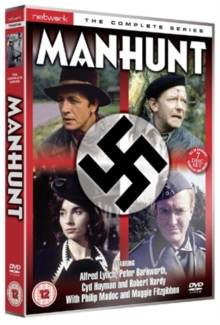Manhunt: The Complete Series, DVD