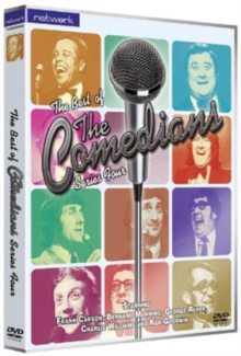 The Comedians: Series 4, DVD