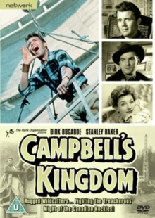 Campbell's Kingdom, DVD