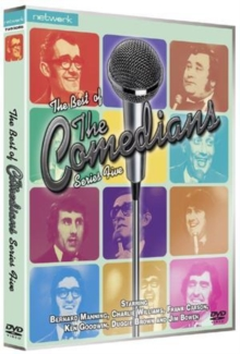The Comedians: Series 5, DVD