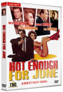 Hot Enough for June, DVD