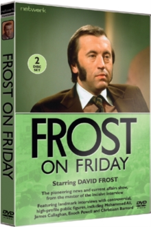 Frost On Friday, DVD