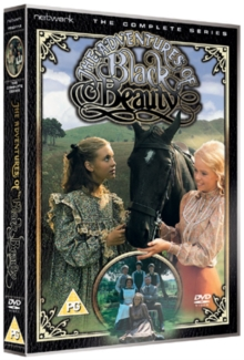 The Adventures of Black Beauty: The Complete Series, DVD