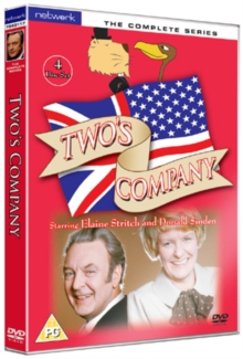 Two's Company: The Complete Series, DVD