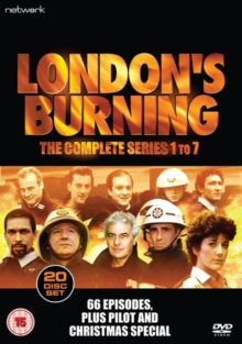 London's Burning: The Complete Series 1-7, DVD