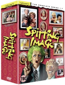 Spitting Image: Series 1-7, DVD