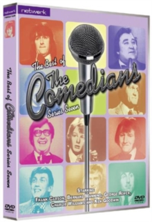 The Comedians: Series 7, DVD