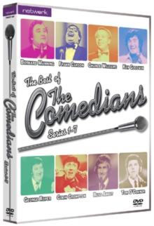 The Comedians: Series 1-7, DVD