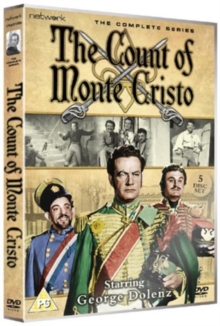 The Count of Monte Cristo: The Complete Series, DVD DVD