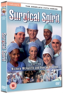 Surgical Spirit: Series 5, DVD