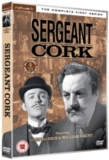 Sergeant Cork: Series 1, DVD