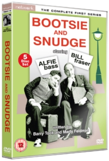 Bootsie and Snudge: Series 1, DVD