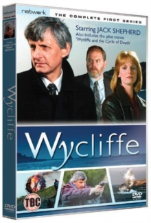 Wycliffe: The Complete First Series, DVD DVD
