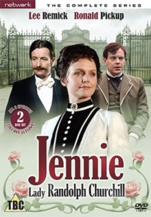 Jennie - Lady Randolph Churchill: The Complete Series, DVD  DVD