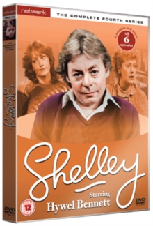 Shelley: Series 4, DVD