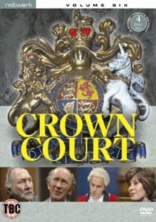 Crown Court: Volume 6, DVD