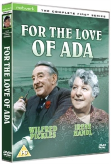 For the Love of Ada: The Complete First Series, DVD