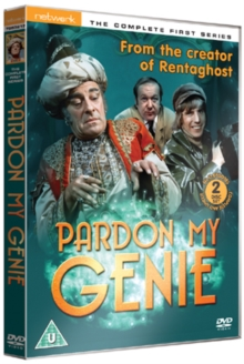 Pardon My Genie: Complete Series 1, DVD