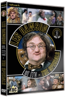 Les Dawson: At ITV - The Specials, DVD