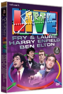 Saturday Live: Fry and Laurie, Harry Enfield and Ben Elton, DVD