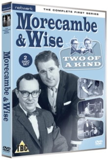 Morecambe and Wise - Two of a Kind: The Complete First Series, DVD