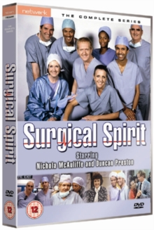 Surgical Spirit: The Complete Series, DVD