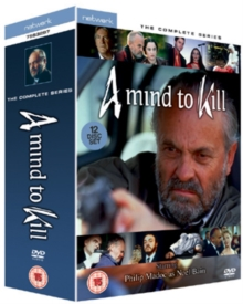 A   Mind to Kill: The Complete Series, DVD
