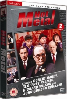Hot Metal: The Complete Series, DVD