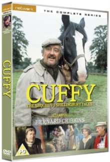Cuffy: The Complete Series, DVD