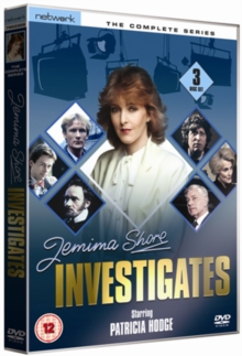 Jemima Shore Investigates: The Complete Series, DVD