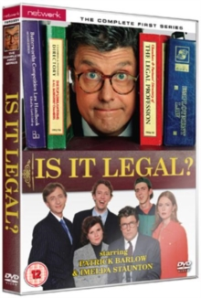 Is It Legal?: Series 1, DVD  DVD