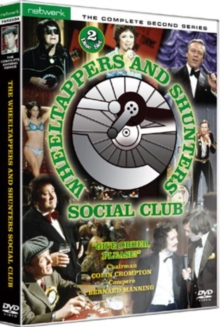 The Wheeltappers and Shunters Social Club: Series 2, DVD
