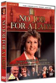 No Job for a Lady: Series 1, DVD