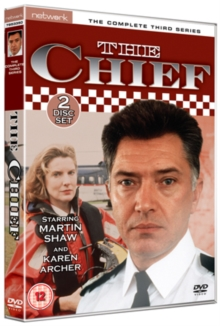 The Chief: Series 3, DVD