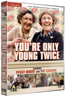 You're Only Young Twice: The Complete First Series, DVD
