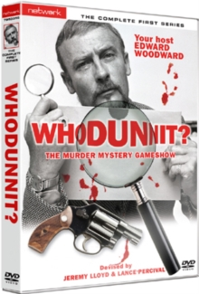 Whodunnit: The Complete First Series, DVD